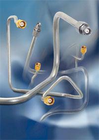 Сформованные кабели SEMI-RIGID (полужесткие кабели)