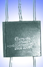 Конденсатор К75-79  0,68 мкФ   + 2 х 0,0047 мкФ